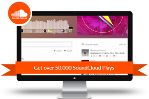 real soundcloud plays